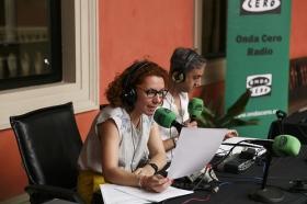 """Programa especial de 'Sevilla en la Onda' desde la Fundación Cajasol (5) • <a style=""""font-size:0.8em;"""" href=""""http://www.flickr.com/photos/129072575@N05/42743188702/"""" target=""""_blank"""">View on Flickr</a>"""