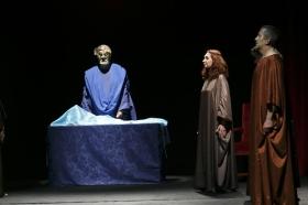 """Representación de 'El Gran Teatro del Mundo' en la Fundación Cajasol (11) • <a style=""""font-size:0.8em;"""" href=""""http://www.flickr.com/photos/129072575@N05/40702204730/"""" target=""""_blank"""">View on Flickr</a>"""