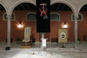 """Exposición 'Un Santo en Sevilla. 25 años, 25 huellas del Papa Juan Pablo II' (12) • <a style=""""font-size:0.8em;"""" href=""""http://www.flickr.com/photos/129072575@N05/41607684565/"""" target=""""_blank"""">View on Flickr</a>"""