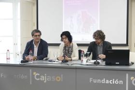 """Jornadas '¿Podemos envejecer mejor en Andalucía?' desde la Fundación Cajasol (12) • <a style=""""font-size:0.8em;"""" href=""""http://www.flickr.com/photos/129072575@N05/42656386792/"""" target=""""_blank"""">View on Flickr</a>"""