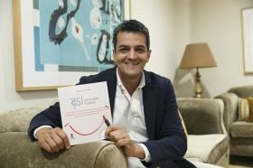 """Presentación del libro 'Hoy sí me puedo levantar', de Roberto Arrocha • <a style=""""font-size:0.8em;"""" href=""""http://www.flickr.com/photos/129072575@N05/41048178930/"""" target=""""_blank"""">View on Flickr</a>"""
