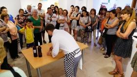 """Encuentro sobre gastronomía de la Sierra de Cádiz: El Bosque (5) • <a style=""""font-size:0.8em;"""" href=""""http://www.flickr.com/photos/129072575@N05/28279050867/"""" target=""""_blank"""">View on Flickr</a>"""
