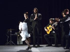 "Jueves Flamencos de la Fundación Cajasol en Sevilla: Lucía Álvarez 'La Piñona' (6) • <a style=""font-size:0.8em;"" href=""http://www.flickr.com/photos/129072575@N05/43084404101/"" target=""_blank"">View on Flickr</a>"