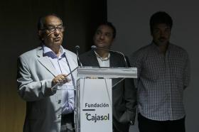 """Presentación de la película documental 'Las Huellas del Samurai' (9) • <a style=""""font-size:0.8em;"""" href=""""http://www.flickr.com/photos/129072575@N05/29275845738/"""" target=""""_blank"""">View on Flickr</a>"""