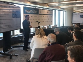 "I Foro de El Español sobre Smart Cities en Madrid (11) • <a style=""font-size:0.8em;"" href=""http://www.flickr.com/photos/129072575@N05/42850422442/"" target=""_blank"">View on Flickr</a>"