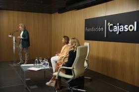 "Jornadas 'Mujer, Empleo y Diversidad' en la Fundación Cajasol (2) • <a style=""font-size:0.8em;"" href=""http://www.flickr.com/photos/129072575@N05/41958259225/"" target=""_blank"">View on Flickr</a>"