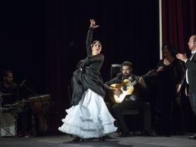 "Jueves Flamencos de la Fundación Cajasol en Sevilla: Lucía Álvarez 'La Piñona' (9) • <a style=""font-size:0.8em;"" href=""http://www.flickr.com/photos/129072575@N05/41273047250/"" target=""_blank"">View on Flickr</a>"