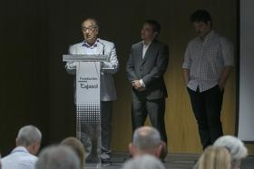 """Presentación de la película documental 'Las Huellas del Samurai' (6) • <a style=""""font-size:0.8em;"""" href=""""http://www.flickr.com/photos/129072575@N05/43097374362/"""" target=""""_blank"""">View on Flickr</a>"""