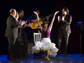 "Jueves Flamencos de la Fundación Cajasol en Sevilla: Lucía Álvarez 'La Piñona' • <a style=""font-size:0.8em;"" href=""http://www.flickr.com/photos/129072575@N05/41273045800/"" target=""_blank"">View on Flickr</a>"
