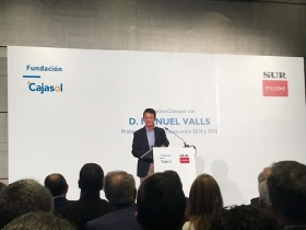 "Foro SUR: Desayuno-coloquio con Manuel Valls • <a style=""font-size:0.8em;"" href=""http://www.flickr.com/photos/129072575@N05/30784196628/"" target=""_blank"">View on Flickr</a>"