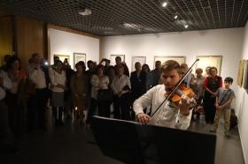 "Exposición 'Emilio Serrano: Obras de madurez' en Córdoba (5) • <a style=""font-size:0.8em;"" href=""http://www.flickr.com/photos/129072575@N05/45592927251/"" target=""_blank"">View on Flickr</a>"