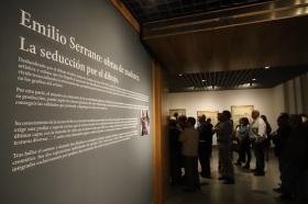 "Exposición 'Emilio Serrano: Obras de madurez' en Córdoba (7) • <a style=""font-size:0.8em;"" href=""http://www.flickr.com/photos/129072575@N05/31720699818/"" target=""_blank"">View on Flickr</a>"