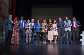 "Premios Cajasol Buena Gente de Huelva 2018 • <a style=""font-size:0.8em;"" href=""http://www.flickr.com/photos/129072575@N05/44298888095/"" target=""_blank"">View on Flickr</a>"