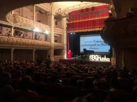"Premios Cajasol Buena Gente de Huelva 2018 (14) • <a style=""font-size:0.8em;"" href=""http://www.flickr.com/photos/129072575@N05/43397116650/"" target=""_blank"">View on Flickr</a>"