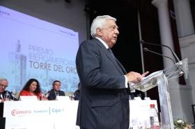 "Entrega del Premio Iberoamericano Torre del Oro 2018 (7) • <a style=""font-size:0.8em;"" href=""http://www.flickr.com/photos/129072575@N05/31228843278/"" target=""_blank"">View on Flickr</a>"