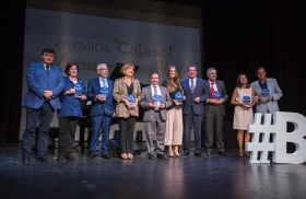 "Premios Cajasol Buena Gente de Huelva 2018 (11) • <a style=""font-size:0.8em;"" href=""http://www.flickr.com/photos/129072575@N05/45210227711/"" target=""_blank"">View on Flickr</a>"