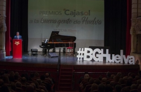 "Premios Cajasol Buena Gente de Huelva 2018 (8) • <a style=""font-size:0.8em;"" href=""http://www.flickr.com/photos/129072575@N05/44298888585/"" target=""_blank"">View on Flickr</a>"