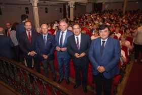 "Premios Cajasol Buena Gente de Huelva 2018 (5) • <a style=""font-size:0.8em;"" href=""http://www.flickr.com/photos/129072575@N05/44298888355/"" target=""_blank"">View on Flickr</a>"