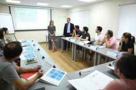 "I Programa Formativo para emprendedores del sector cultural en la Fundación Cajasol (2) • <a style=""font-size:0.8em;"" href=""http://www.flickr.com/photos/129072575@N05/44208385024/"" target=""_blank"">View on Flickr</a>"