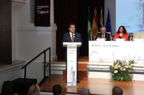 "Entrega del Premio Iberoamericano Torre del Oro 2018 (12) • <a style=""font-size:0.8em;"" href=""http://www.flickr.com/photos/129072575@N05/31228843648/"" target=""_blank"">View on Flickr</a>"