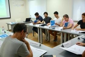 "I Programa Formativo para emprendedores del sector cultural en la Fundación Cajasol (9) • <a style=""font-size:0.8em;"" href=""http://www.flickr.com/photos/129072575@N05/31055528958/"" target=""_blank"">View on Flickr</a>"