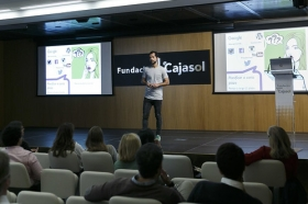 "Fundación Cajasol en Redes: Carlos Bravo • <a style=""font-size:0.8em;"" href=""http://www.flickr.com/photos/129072575@N05/45576706821/"" target=""_blank"">View on Flickr</a>"