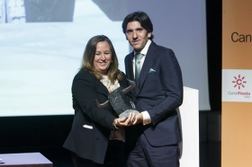 "Entrega V Premio Carrusel Taurino en la Fundación Cajasol • <a style=""font-size:0.8em;"" href=""http://www.flickr.com/photos/129072575@N05/34001224420/"" target=""_blank"">View on Flickr</a>"