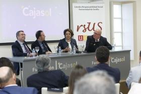 "Jornadas sobre Responsabilidad Social en el Tercer Sector desde la Fundación Cajasol (7) • <a style=""font-size:0.8em;"" href=""http://www.flickr.com/photos/129072575@N05/34360016716/"" target=""_blank"">View on Flickr</a>"