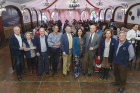 """Recepción a entidades sociales en la caseta de la Fundación Cajasol en la Feria de Abril 2017 (16) • <a style=""""font-size:0.8em;"""" href=""""http://www.flickr.com/photos/129072575@N05/34346964245/"""" target=""""_blank"""">View on Flickr</a>"""