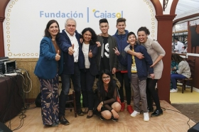 """Recepción a entidades sociales en la caseta de la Fundación Cajasol en la Feria de Abril 2017 (3) • <a style=""""font-size:0.8em;"""" href=""""http://www.flickr.com/photos/129072575@N05/34346961985/"""" target=""""_blank"""">View on Flickr</a>"""