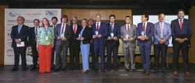 """XVII Jornadas Aeronáuticas con entrega de los Premios Valores de Excelencia desde la Fundación Cajasol • <a style=""""font-size:0.8em;"""" href=""""http://www.flickr.com/photos/129072575@N05/34550452382/"""" target=""""_blank"""">View on Flickr</a>"""