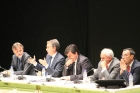 """Inauguración del Congreso Internacional de Cambio Climático SOCC Huelva 2017 (14) • <a style=""""font-size:0.8em;"""" href=""""http://www.flickr.com/photos/129072575@N05/34186490750/"""" target=""""_blank"""">View on Flickr</a>"""