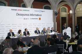"Desayuno Informativo de Europa Press: Juan Pablo Durán (8) • <a style=""font-size:0.8em;"" href=""http://www.flickr.com/photos/129072575@N05/34402386495/"" target=""_blank"">View on Flickr</a>"