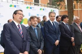 """Inauguración del Congreso Internacional de Cambio Climático SOCC Huelva 2017 (2) • <a style=""""font-size:0.8em;"""" href=""""http://www.flickr.com/photos/129072575@N05/34442143501/"""" target=""""_blank"""">View on Flickr</a>"""
