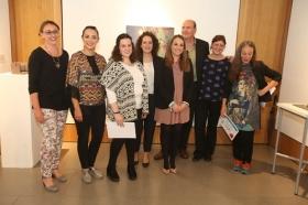 """Entrega de los II premios 'El Arte y los Patios Cordobeses' en la Fundación Cajasol (2) • <a style=""""font-size:0.8em;"""" href=""""http://www.flickr.com/photos/129072575@N05/34578674315/"""" target=""""_blank"""">View on Flickr</a>"""