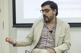 """Presentación de la revista nº16 de eldiario.es 'La ciudad civilizada' en la Fundación Cajasol (2) • <a style=""""font-size:0.8em;"""" href=""""http://www.flickr.com/photos/129072575@N05/34658445680/"""" target=""""_blank"""">View on Flickr</a>"""
