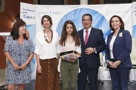 """Entrega IV Premios 'Mi libro preferido' en la Fundación Cajasol (11) • <a style=""""font-size:0.8em;"""" href=""""http://www.flickr.com/photos/129072575@N05/35237407556/"""" target=""""_blank"""">View on Flickr</a>"""