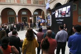 """Presentación de la Memoria 2016 de la Fundación Cajasol (76) • <a style=""""font-size:0.8em;"""" href=""""http://www.flickr.com/photos/129072575@N05/35013980111/"""" target=""""_blank"""">View on Flickr</a>"""