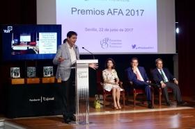 """Entrega de los Premios AFA 2017 en la Fundación Cajasol (9) • <a style=""""font-size:0.8em;"""" href=""""http://www.flickr.com/photos/129072575@N05/35077766680/"""" target=""""_blank"""">View on Flickr</a>"""