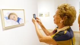 """Exposición 'Itinerario', en la sede de la Fundación Cajasol en Cádiz (14) • <a style=""""font-size:0.8em;"""" href=""""http://www.flickr.com/photos/129072575@N05/35035203784/"""" target=""""_blank"""">View on Flickr</a>"""