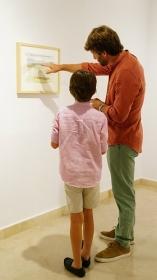 """Exposición 'Itinerario', en la sede de la Fundación Cajasol en Cádiz (6) • <a style=""""font-size:0.8em;"""" href=""""http://www.flickr.com/photos/129072575@N05/35035201184/"""" target=""""_blank"""">View on Flickr</a>"""