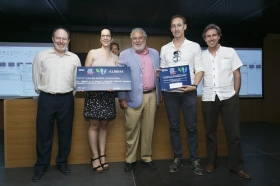 """Entrega de los III Premios 'El Audiovisual en la Escuela' en la Fundación Cajasol (15) • <a style=""""font-size:0.8em;"""" href=""""http://www.flickr.com/photos/129072575@N05/35439977755/"""" target=""""_blank"""">View on Flickr</a>"""