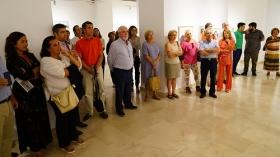 """Exposición 'Itinerario', en la sede de la Fundación Cajasol en Cádiz (17) • <a style=""""font-size:0.8em;"""" href=""""http://www.flickr.com/photos/129072575@N05/35035204824/"""" target=""""_blank"""">View on Flickr</a>"""