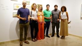 """Exposición 'Itinerario', en la sede de la Fundación Cajasol en Cádiz (4) • <a style=""""font-size:0.8em;"""" href=""""http://www.flickr.com/photos/129072575@N05/35035200504/"""" target=""""_blank"""">View on Flickr</a>"""