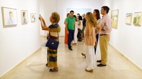 """Exposición 'Itinerario', en la sede de la Fundación Cajasol en Cádiz (15) • <a style=""""font-size:0.8em;"""" href=""""http://www.flickr.com/photos/129072575@N05/35035204144/"""" target=""""_blank"""">View on Flickr</a>"""