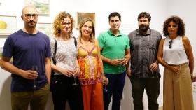 """Exposición 'Itinerario', en la sede de la Fundación Cajasol en Cádiz (3) • <a style=""""font-size:0.8em;"""" href=""""http://www.flickr.com/photos/129072575@N05/35035200204/"""" target=""""_blank"""">View on Flickr</a>"""
