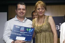 """Entrega de los III Premios 'El Audiovisual en la Escuela' en la Fundación Cajasol (12) • <a style=""""font-size:0.8em;"""" href=""""http://www.flickr.com/photos/129072575@N05/35400221796/"""" target=""""_blank"""">View on Flickr</a>"""
