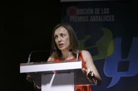 """Entrega de los III Premios 'El Audiovisual en la Escuela' en la Fundación Cajasol • <a style=""""font-size:0.8em;"""" href=""""http://www.flickr.com/photos/129072575@N05/35439973955/"""" target=""""_blank"""">View on Flickr</a>"""