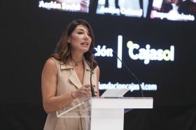 """Presentación de la Memoria 2016 de la Fundación Cajasol (21) • <a style=""""font-size:0.8em;"""" href=""""http://www.flickr.com/photos/129072575@N05/35013972071/"""" target=""""_blank"""">View on Flickr</a>"""