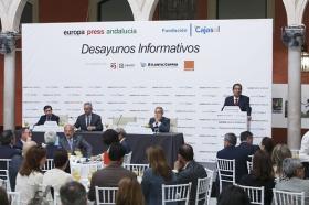 """Desayunos Informativos de Europa Press con Robert F. Kennedy Jr. desde la Fundación Cajasol (4) • <a style=""""font-size:0.8em;"""" href=""""http://www.flickr.com/photos/129072575@N05/33941383353/"""" target=""""_blank"""">View on Flickr</a>"""
